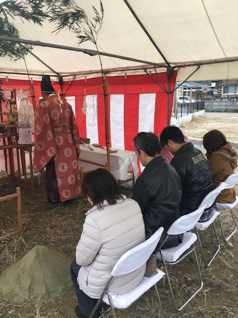 image S様 地鎮祭🏡
