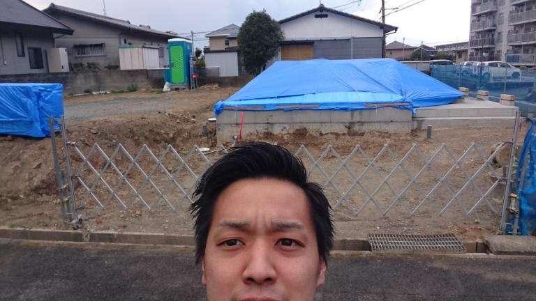 image 上須恵川子団地二区画と僕