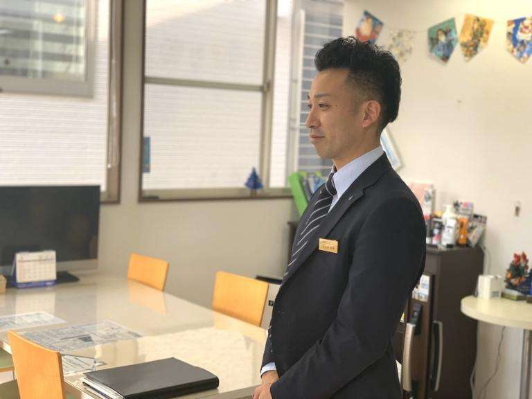 image 【よかタウンのスタッフ紹介】 日比生拓也〈営業担当〉