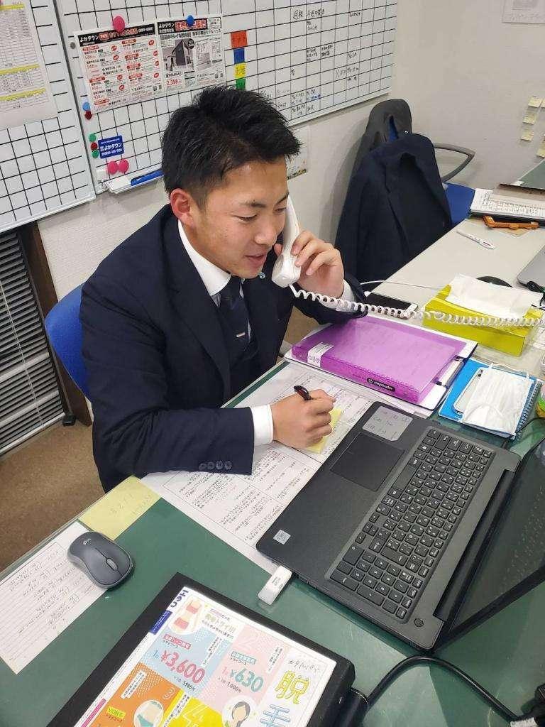 image 【よかタウンのスタッフ紹介】「糟屋店で皆さまの家づくりをサポートします!」新入社員の森田有貴です!